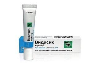 Препарат Видисик.